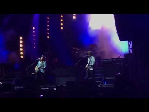 Mumford & Sons Guiding Light @ Ohana Festival