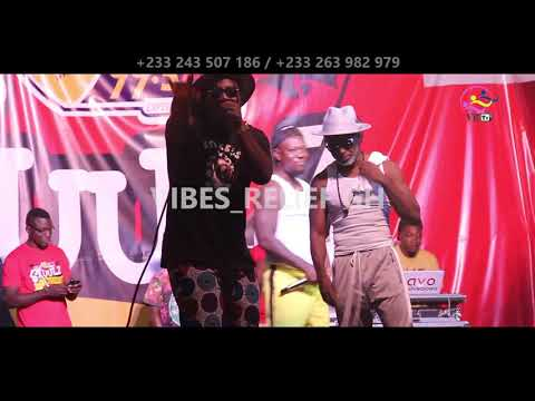 VVIP Performs With Cabum & Miyaki - Kumasi