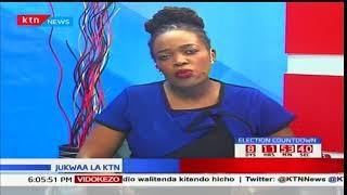Kinara wa NASA Raila Odinga adai kuwa Jubilee walichangia kwa fujo Meru: Jukwaa la KTN