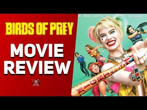 Birds Of Prey Movie Review ..