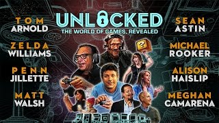 Unlocked: The World of Games, Revealed