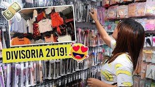 TARA SA DIVISORIA + HAUL at EXCITING NEWS! Bagong Product ko..