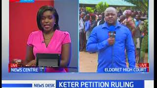 Court of Appeal rules on Nandi Hills MP Alfred Keter's appeal