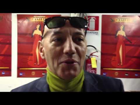 Giuliano Palma, intervista Sanremo 2014
