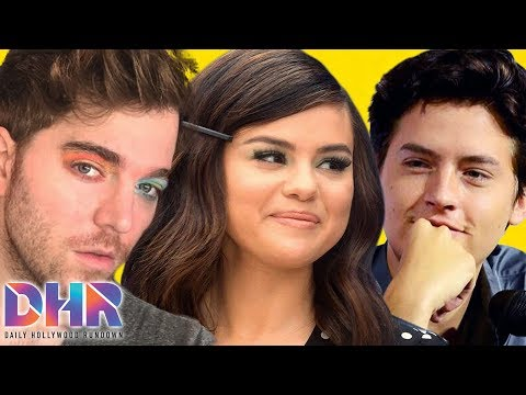 Shane Dawson REVEALS Trailer & Series Release Time! Selena Gomez RESPONDS To Cole Sprouse! (DHR)