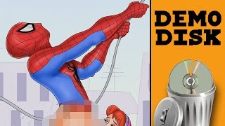 THE DEEP WEB - Demo Disk Gameplay