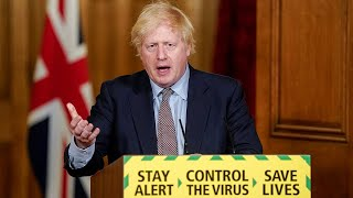 video: Coronavirus latest news: A fifth of Britons breaking lockdown - watch Boris Johnson give today's update
