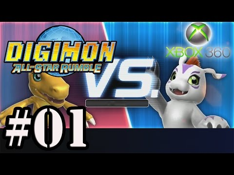 Let's Play: Digimon All-Star Rumble - Parte 1