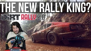 Can DiRT Rally 2.0 FINALLY De-throne Richard Burns Rally?