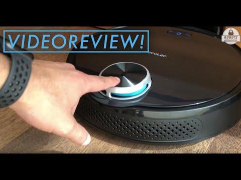 VideoReview: Conga 3090 —¡El robot aspirador que revoluciona la limpieza del hogar!
