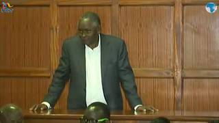 Joseph Karanja takes the stand in the tax evasion case