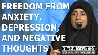 Freedom from Anxiety, Depression, and Negative Thoughts by