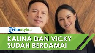 Kalina Oktarani dan Vicky Prasetyo Sudah Berdamai