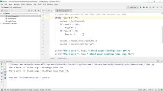 PRG-105: Working with Numbers in .txt Files in Python