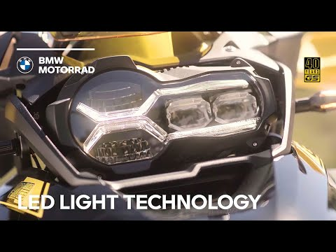 2021 BMW R 1250 GS - 40 Years of GS Edition in Louisville, Tennessee - Video 2