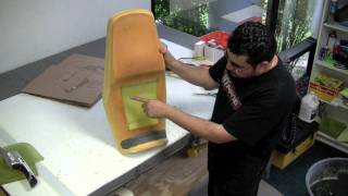 DIY Custom Motorcycle Seat & Gel Installation