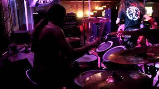 Endocranial - Live Drum cam- Novus Ordo Seclorum - (UzhGoreRot VIII)