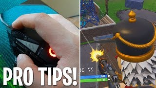 [2018] PC Fortnite Tips & Tricks For Beginners! (Keyboard and Mouse General Tips)