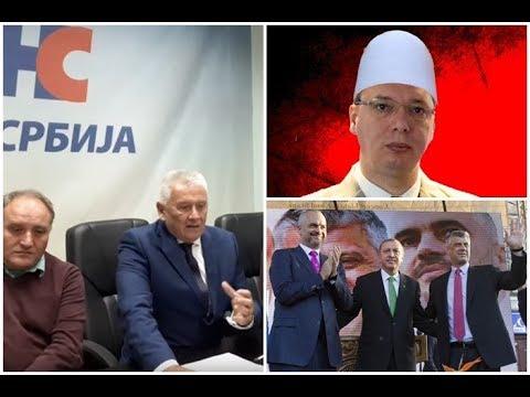 Sve zna - Velja otkrio: Vučić je Albanac!? A onda mu poručio: Kupi se, idi iz Srbije