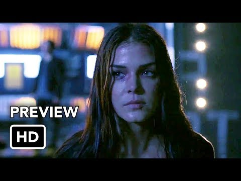 "The 100 6x04 Inside ""The Face Behind the Glass"" (HD) Season 6 Episode 4 Inside"
