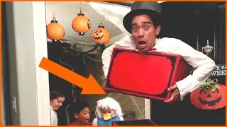 Zach King Halloween 2018 Funny Magic Tricks - Best of Zach King Magic Shows