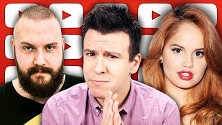 Debby Ryan Insatiable Scandal, South Africa Farmer Controversy, Jeff Sessions vs Trump & More