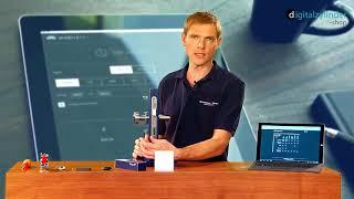 Simons Voss MobileKey – Montage und Inbetriebnahme