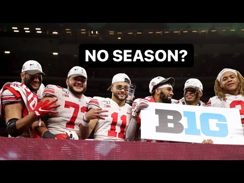 I HOPE THE BIG TEN AND COLLEGE FOOTBALL PLAY! Talks New England AND EDLEMAN