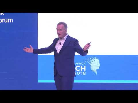 2nd MEA Fintech Forum – Beyond Disruption – Challenger Banks – Keynote by Anthony Thompson