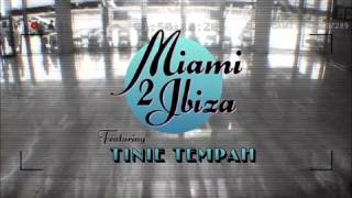 Swedish House Mafia feat. Tinie Tempah - Miami 2 Ibiza (lyrics video)