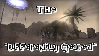 "ESO: The ""Differently Geared"" Ep 1 - Standing in Stupid"