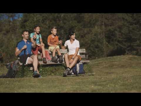 Nauders am Reschenpass im Sommer. 3-WEGE: Natur - Kultur - Wasser