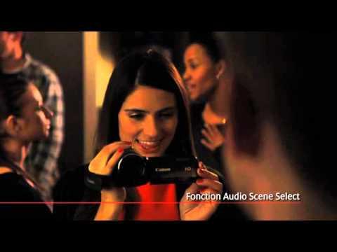 Caméscope Canon LEGRIA HFR36