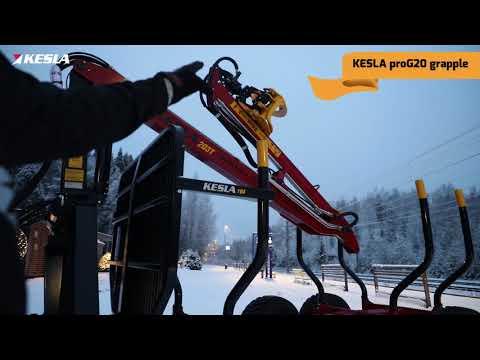 Legend of PATU package: KESLA 203T & 104 ENG