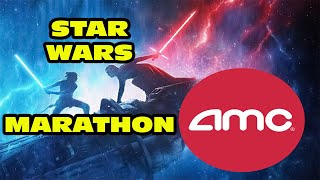 AMC Theatres to offer insane 27 hour Star Wars Marathon ahead of The Rise of Skywalker!