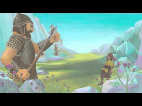 David en Goliath (prentenbijbel)