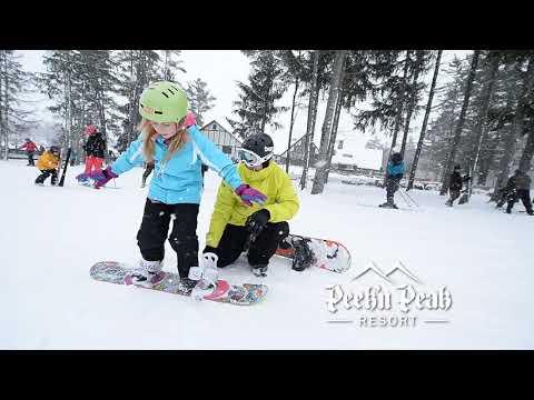 Celebrate Winter at Peek'n Peak Resort!