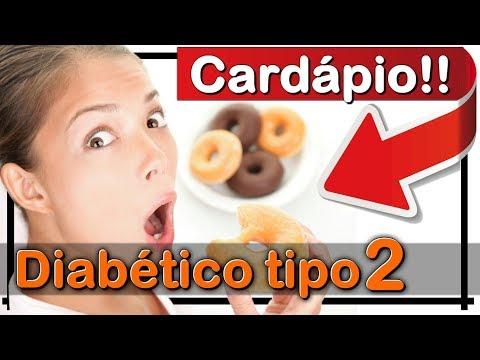 Dieta para diabetes e doenças cardíacas