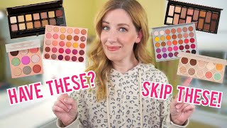 NEW EYESHADOW PALETTE DUPES   Episode #2