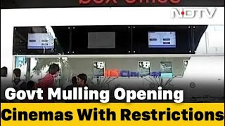 Unlock3: Centre Considering Opening Cinema Halls With Curbs, Say Sources - Download this Video in MP3, M4A, WEBM, MP4, 3GP