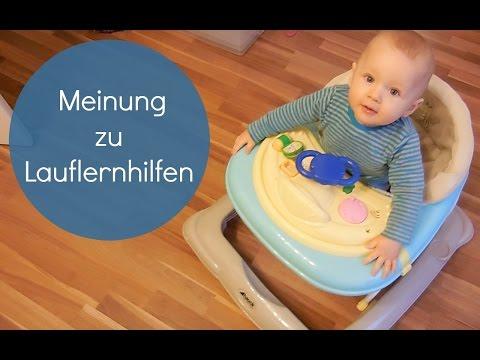Meine Meinung zu Lauflernhilfen für Babies I MamaBirdie