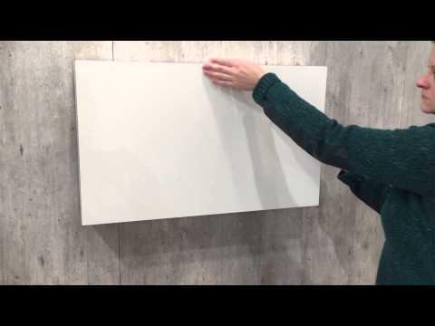 Youtube-Video of the Flatbox Secretary by manufacturer Müller Möbelwerkstätten