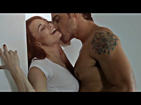Romantic sex and kissing scene | whatsapp status video |  romantic couple Hollywood clips....