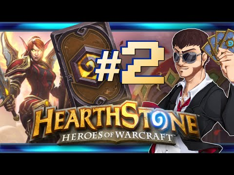 The Road to LEGEND! • Hearthstone Ranked • #02