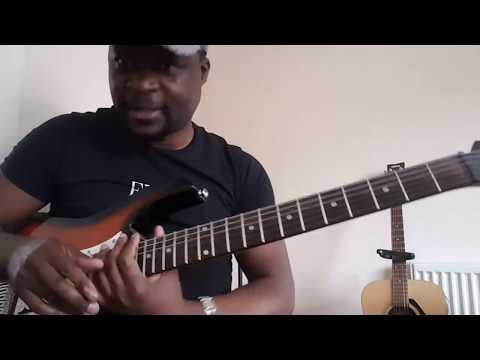 Soukous Guitar: Sebene Technique - 3 chords, 3 shapes, 3 positions.