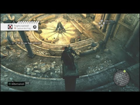 Assassin's Creed: Brotherhood - Capture the Flag Trophy