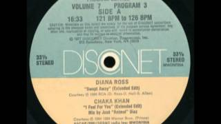 DIANA ROSS - SWEPT AWAY (DISCONET REMIX)