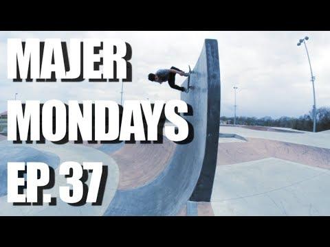 Pflugerville Skatepark MAJER Montage