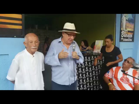 Sílvio Persivo comenta a homenagem a Euro Tourinho  - Gente de Opinião