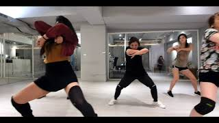 20190905 Twerk basic choreography by 妹妹/Jimmy dance studio